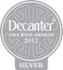 medaille argent decanter 2012
